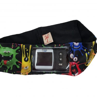 Window Super Slim Insulin Pump Case / Waist Pouches